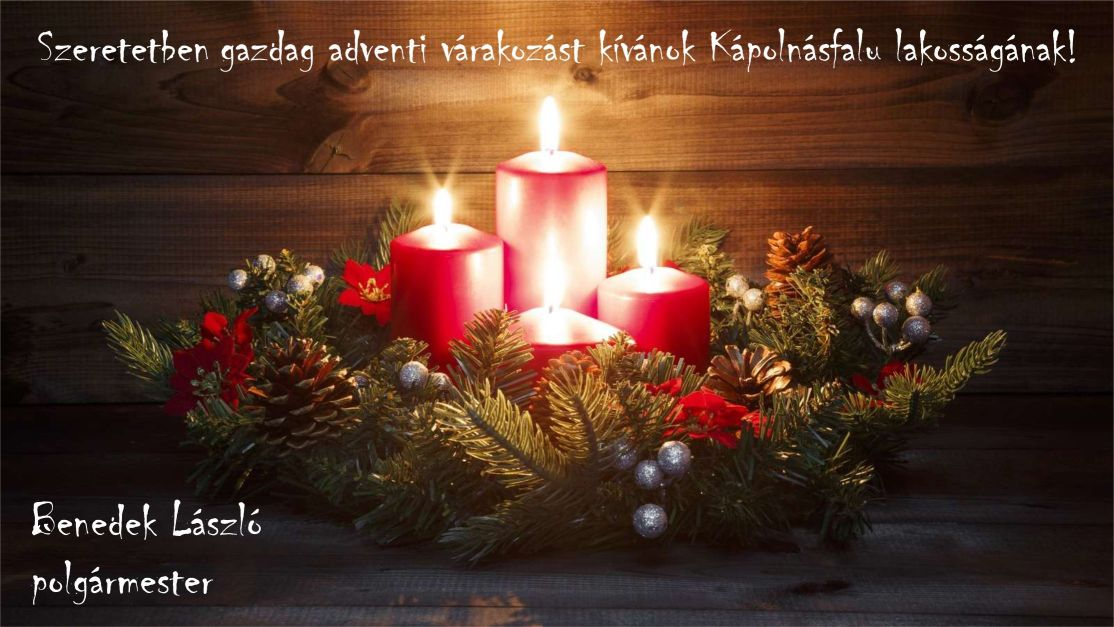 adventi udvozlet 2019