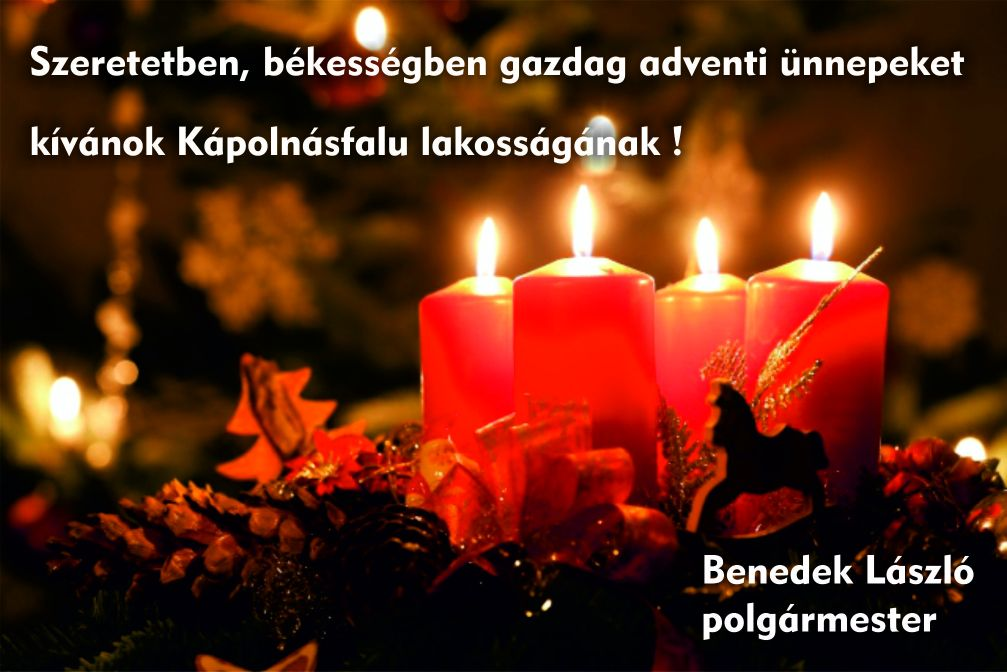 adventi udvozlet
